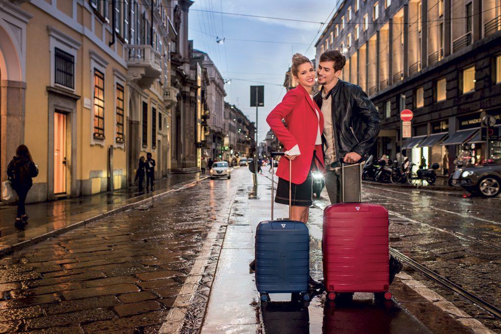 Nên mua vali kéo size nào phù hợp