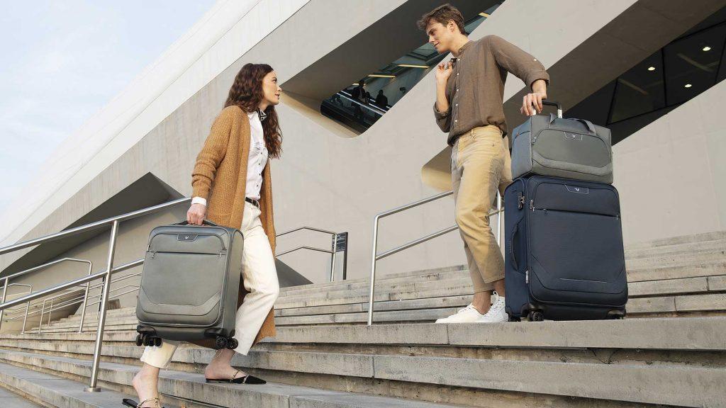 Những mẫu vali kéo vải siêu nhẹ mang đến nhiều trải nghiệm thoải mái