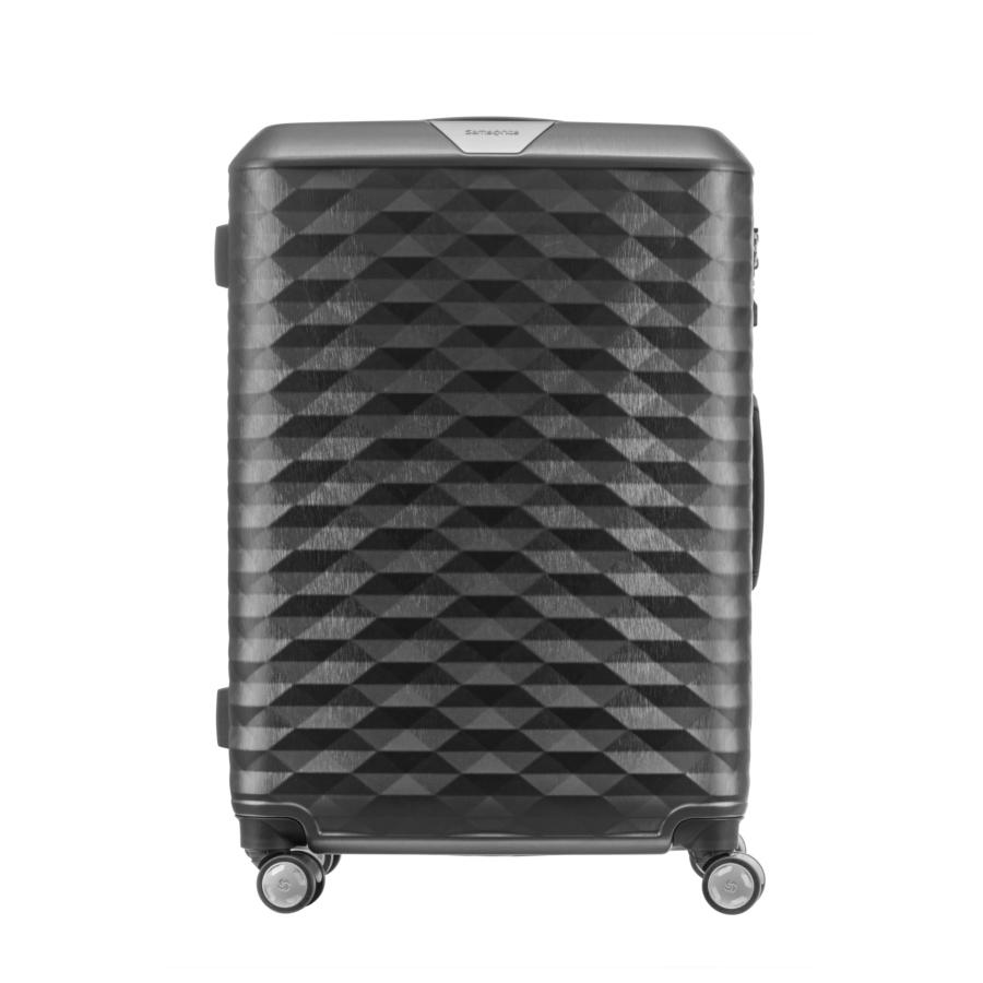 Vali kéo nhựa Samsonite Polygon size 25 chất liệu bền bỉ